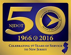 Through the Years - 1990s, NJDOT 50th Anniversary