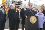 Governor Corzine Highlights Congestion Relief on Route 17 in Bergen County