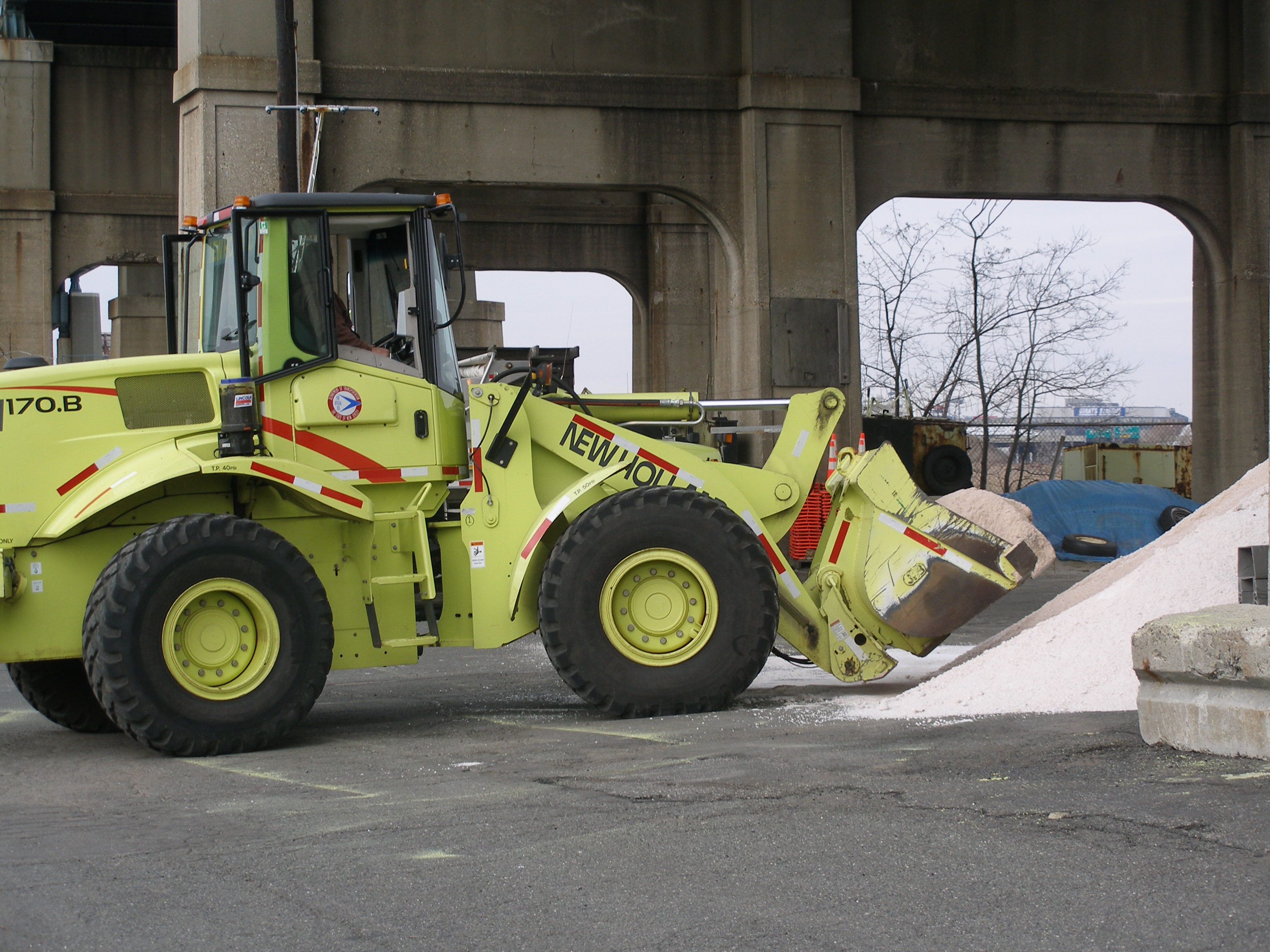 Njdot is prepared for the winter season pooptronica
