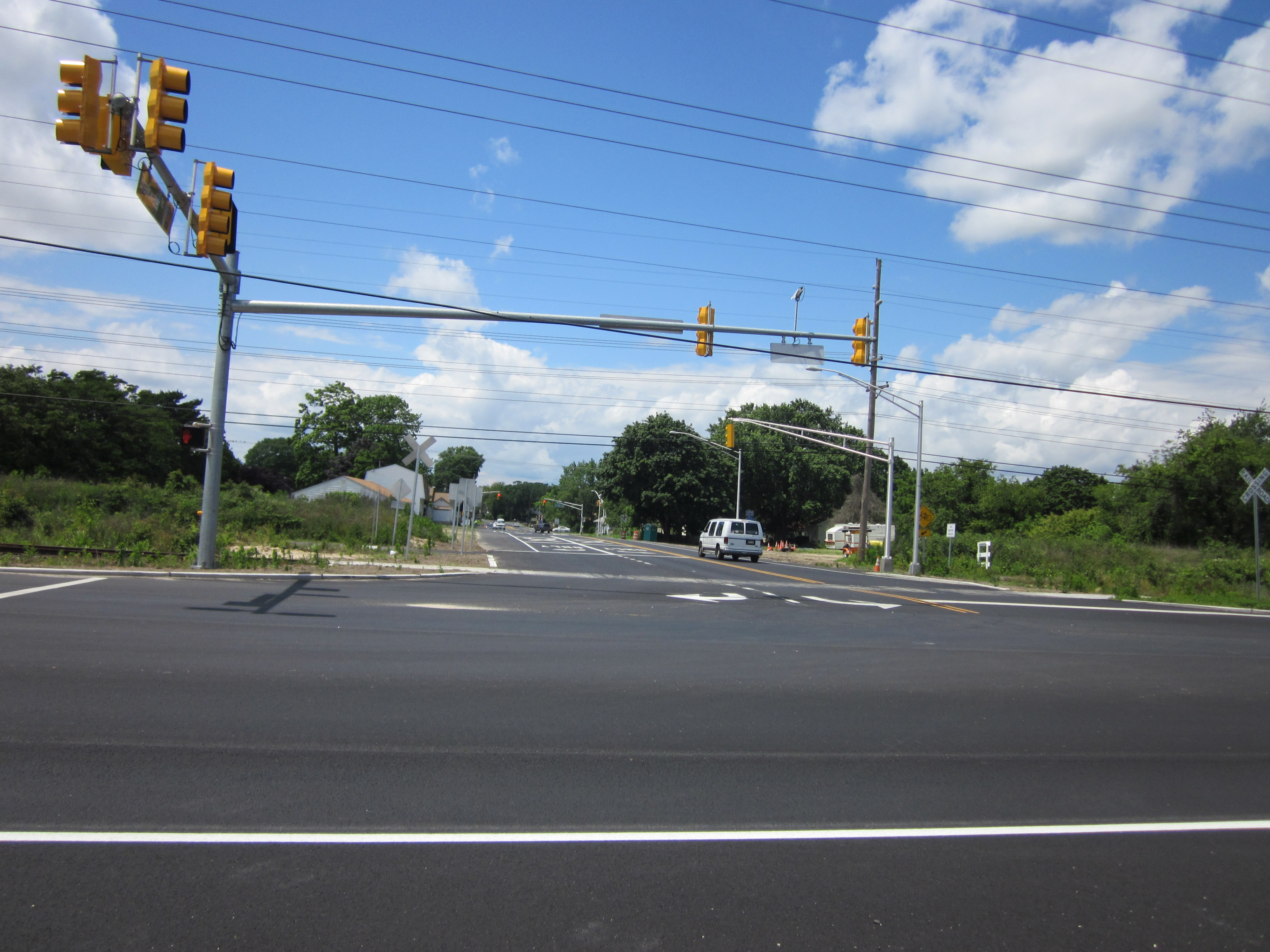 Road in Lower Township,lower township