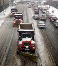 Winter Readiness, Frequently Asked Questions, About NJDOT