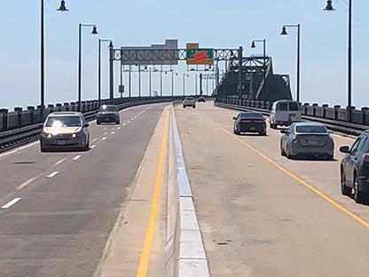 Pulaski Skyway, Overview, Construction Updates, Commuter Information