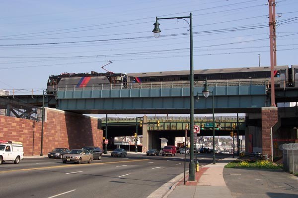 Route 21 Mccarter Highway Newark City Subway Extension