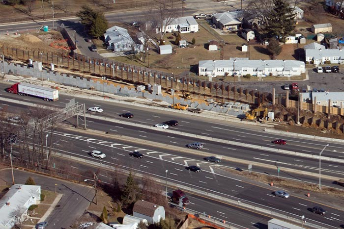 I-295/I-76/Route 42 Direct Connection, Photos - Contract 1