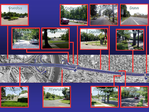 noise wall locations