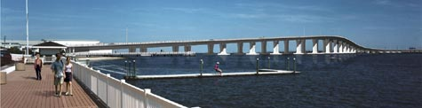 route 52 causeway bridge rendering