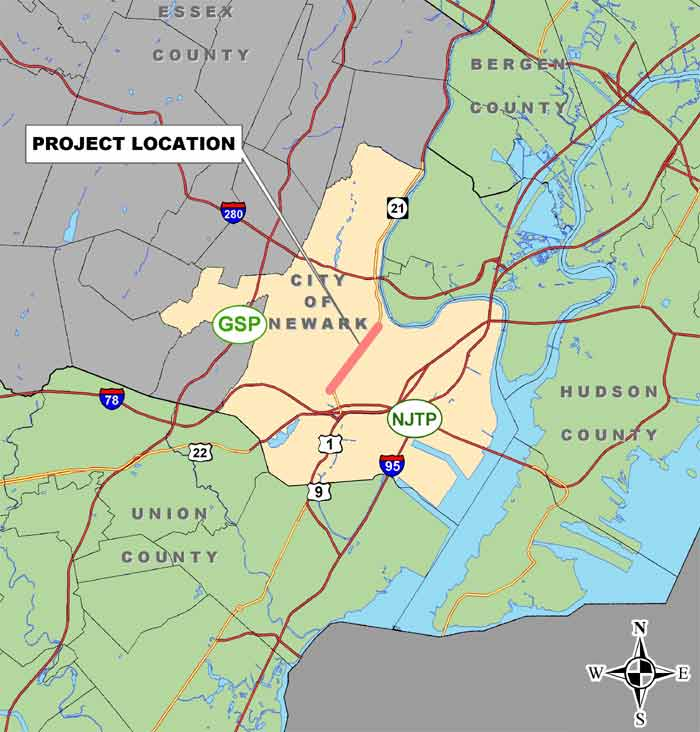Route 21 McCarter Highway Newark Needs Analysis Overview Our