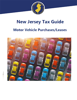 NJ Division of Taxation - New Jersey Tax Guides